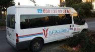 Neuer Servicetransporter der Elif Tagespflege in Betrieb